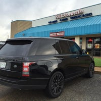 Photo taken at 901 Sounds Auto Accessories . Window Tinting . Car Audio .Custom Wheels Tires by Moe A. on 8/22/2015