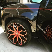 Photo taken at 901 Sounds Auto Accessories . Window Tinting . Car Audio .Custom Wheels Tires by Moe A. on 8/31/2015