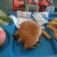 Photo taken at North Laurel High School by LYNN on 10/4/2012