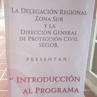 Photo taken at ISSSTE Delegación Regional Zona Sur by Marisol M. on 8/30/2016