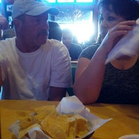 Photo taken at Jorge's Sombrero by Rosie B. on 8/30/2013