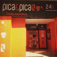 Photo taken at Pica&Pica by Pilar G. on 10/27/2013
