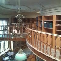 Снимок сделан в Дом учёных пользователем Анастасия А. 10/27/2012