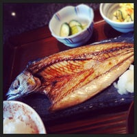 Photo taken at 季節料理 くら井 by natsuwow on 6/19/2013