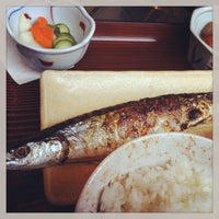 Photo taken at 季節料理 くら井 by natsuwow on 9/25/2013