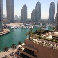 Photo taken at Grosvenor House Dubai فندق جروسفنر هاوس by Esra G. on 5/12/2013