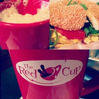 Photo taken at The Red Cup by Cassie K. on 1/30/2013