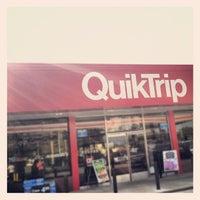 Photo taken at QuikTrip by Cassie K. on 9/30/2012