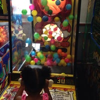 Photo taken at Chuck E. Cheese's by Cerise on 8/23/2014