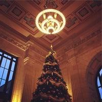 Photo taken at Amtrak Kansas City by Kelly on 12/24/2014