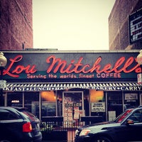 Photo taken at Lou Mitchell's by Kelly on 12/29/2012