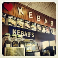 Photo taken at 24 Hours Kebab by James (. on 5/18/2013
