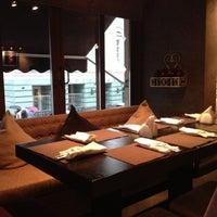 Снимок сделан в Кабинет Кафе пользователем Кира М. 11/6/2012