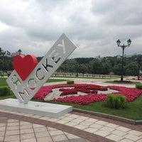 Photo taken at Tsaritsyno Park by Daria on 7/29/2013