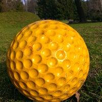 Photo taken at Golf Club Svratka 1932 by Jakub M. on 3/22/2014