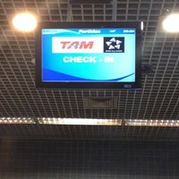 Photo taken at Check-in LATAM by Kiko S. on 10/15/2013