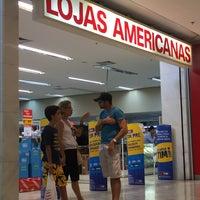 Photo taken at Lojas Americanas by Kiko S. on 2/6/2016