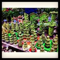 Photo taken at Brastagi Pasar Buah by Cindy C. on 8/17/2013