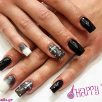 Photo taken at Happy Nails by Spiros A. on 12/8/2016