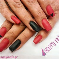 Photo taken at Happy Nails by Spiros A. on 1/21/2016