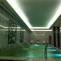 12/15/2012 tarihinde Nihal S.ziyaretçi tarafından Crowne Plaza Bursa'de çekilen fotoğraf