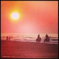 Photo taken at Suma Beach by ebrars on 7/21/2013