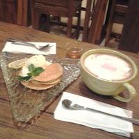 Photo taken at Sruput Kopi Kahve Coffee by Christo V. on 8/6/2013