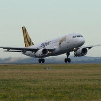 Photo taken at T4 (Domestic - Tiger Airways) Terminal by Randel O. on 12/12/2012
