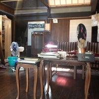 Photo taken at みのせや(美濃勢屋)Café by Lieuwe on 7/29/2014