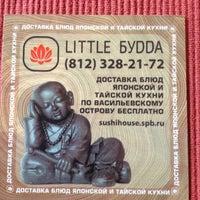 Снимок сделан в Little Buddha пользователем Tory💎 3/6/2013