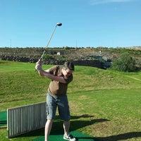 Photo taken at Salobre Golf by Niclas B. on 12/24/2013