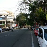 Photo taken at DB Road by Gokul N. on 12/24/2012