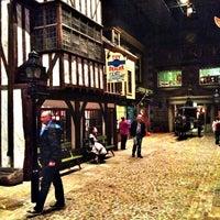Photo taken at York Castle Museum by Oleg P. on 9/11/2013