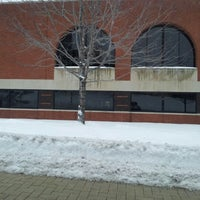Photo taken at Schine Student Center by JC E. on 12/28/2012