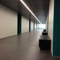 Photo taken at Arteveldehogeschool - Campus Kantienberg by Britt-Marie D on 10/3/2012
