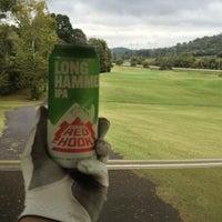 Photo taken at Centennial Golf Course by Brett C. on 9/25/2013