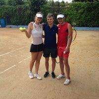 Photo taken at Тенісні корти на «Динамо» by Alekseii L. on 6/9/2014