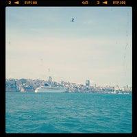 Photo taken at Sea of Marmara by Serap M. on 4/19/2013