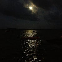 Photo taken at Bioluminescent Bay @ Fajardo by Víctor on 6/22/2013