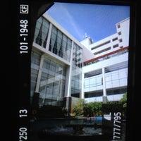 Photo taken at Hotel Menara Bahtera by Gita K. on 3/29/2013