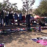 Photo taken at La Feria del Jueves by Cristian O. on 7/17/2014