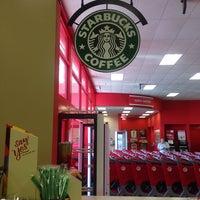 Photo taken at Starbucks by Julie F. on 5/6/2014