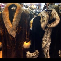 Photo taken at Furs & Clothing of Distinction by Julie F. on 11/8/2014