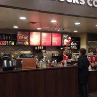 Photo taken at Starbucks by Julie F. on 12/16/2014