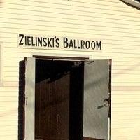 Photo taken at Zielinski's Ballroom by Julie F. on 7/19/2015