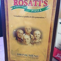 Photo taken at Rosati's Pizza Of Green Bay by Julie F. on 6/4/2014