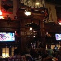 Photo taken at Nicky's Lionhead Tavern by Julie F. on 5/11/2013