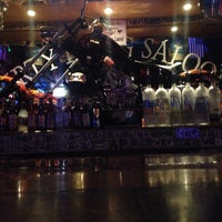 Photo taken at Dirty Dogg Saloon by Julie F. on 2/3/2015