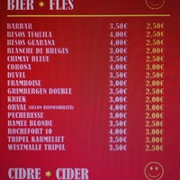 Photo prise au Le * B'XL * Bar d'Ixelles par Nicolas D. le1/28/2014
