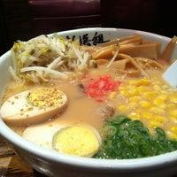 Photo taken at Shin-Sen-Gumi Hakata Ramen by Erica H. on 11/9/2012